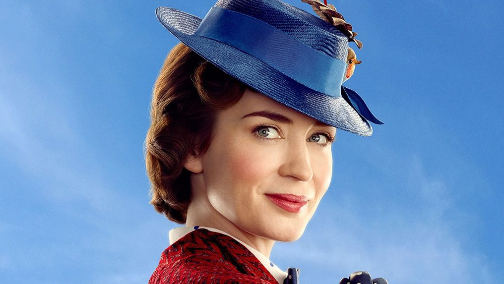 Mary Poppins se vrača