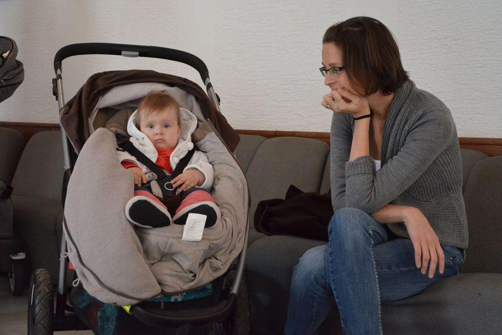 12. Z dojenčkom v kino
