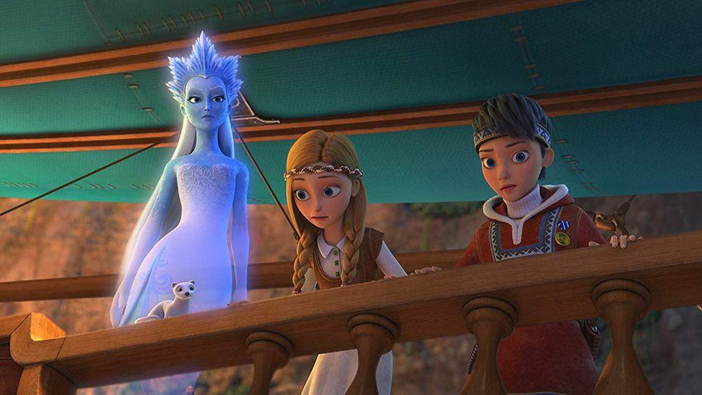 Snežna kraljica: Dežela zrcal