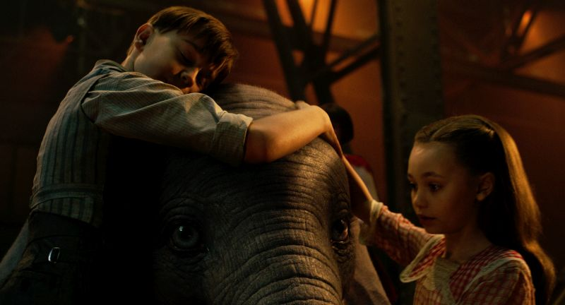 Slonček Dumbo