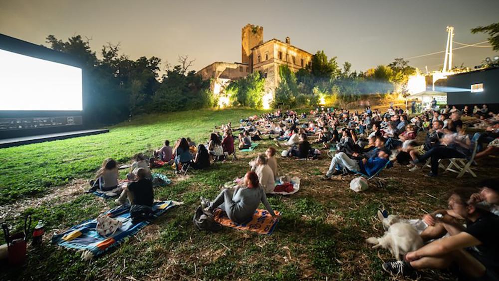 Letni kino na Panorami