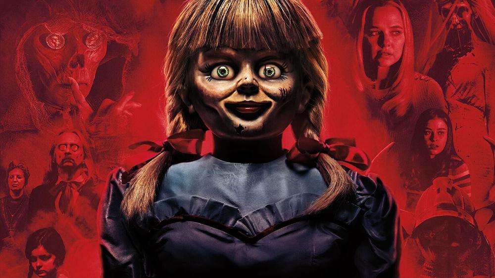 Annabelle 3 Kino