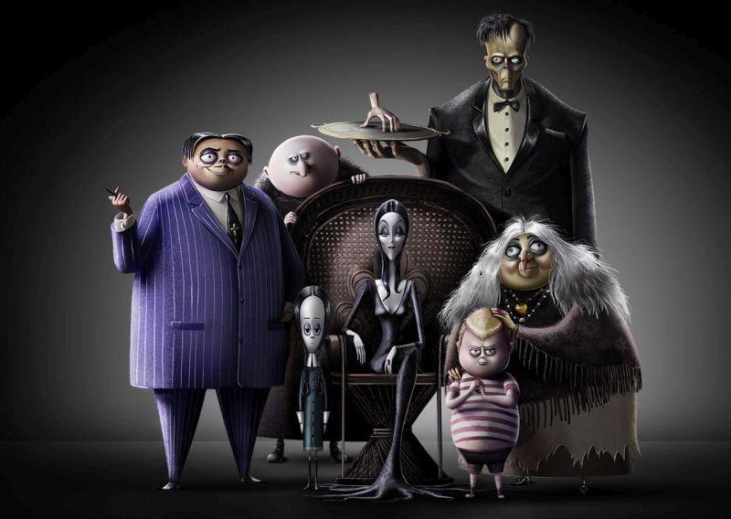 Pri Addamsovih