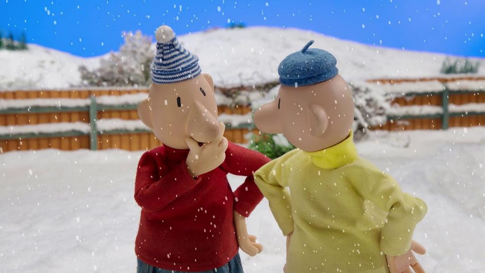 Pat in Mat: Zimske radosti