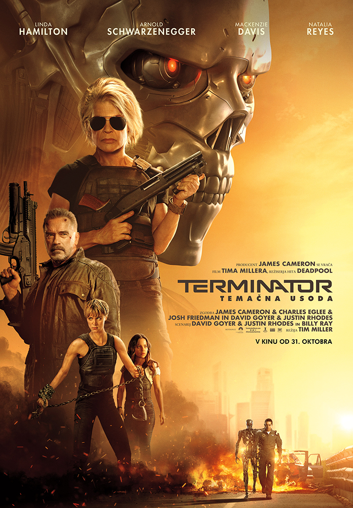 Terminator: Temačna usoda