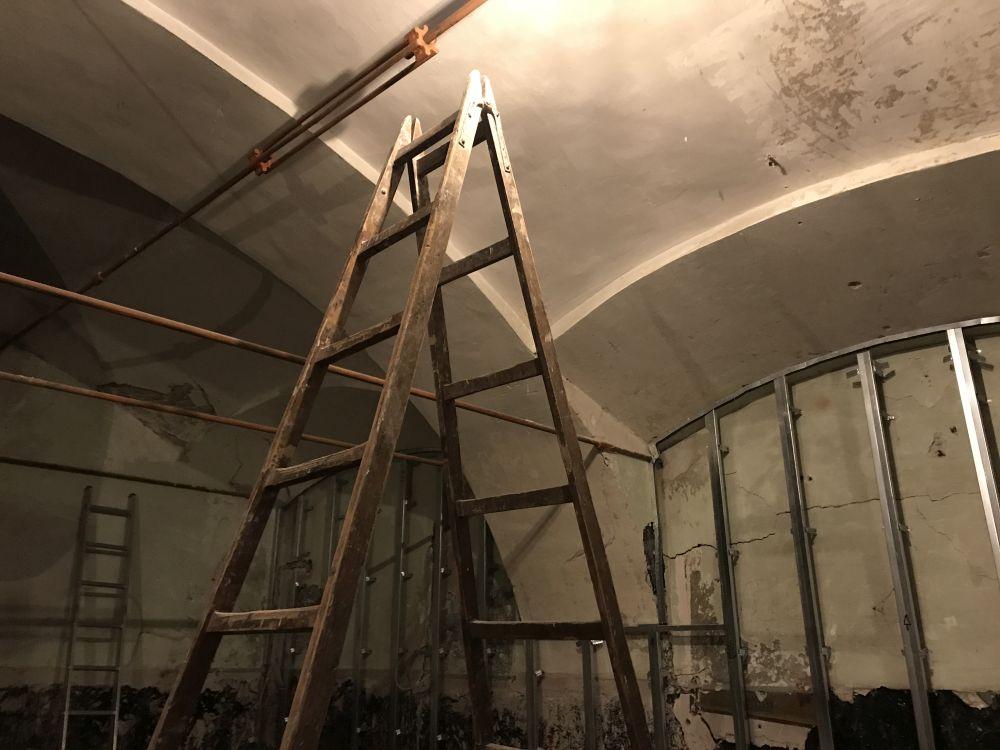 V Mestnem kinu Ptuj nastaja nova kinodvoranica
