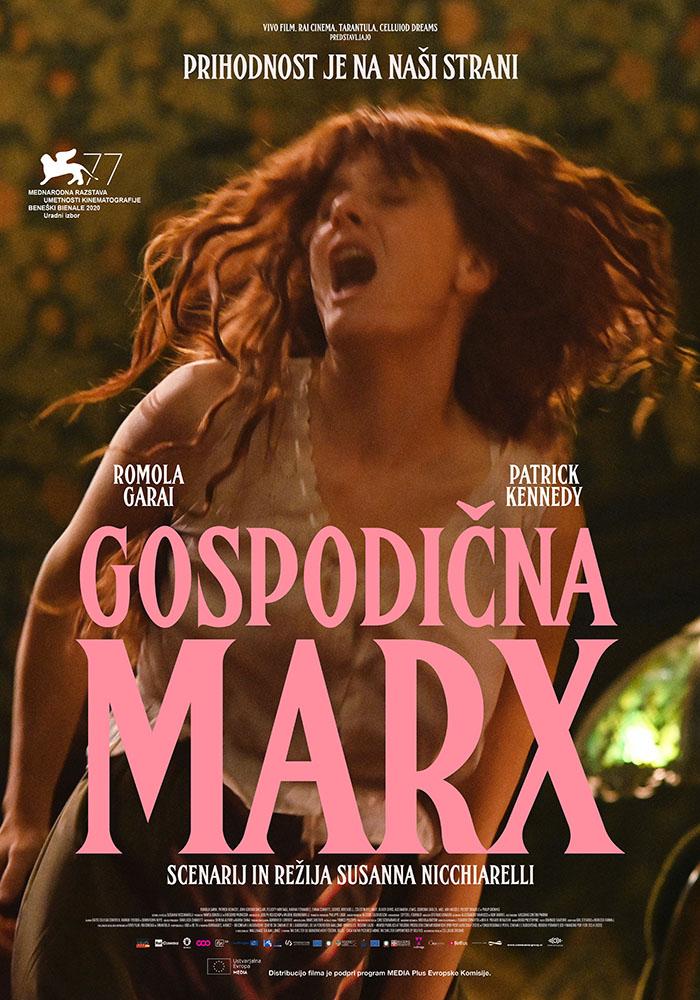 Gospodična Marx