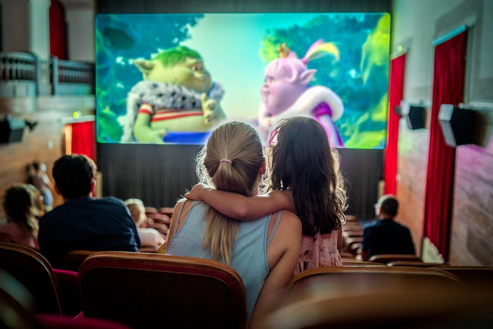 Kino vrtiček v okviru Festivala Arsana
