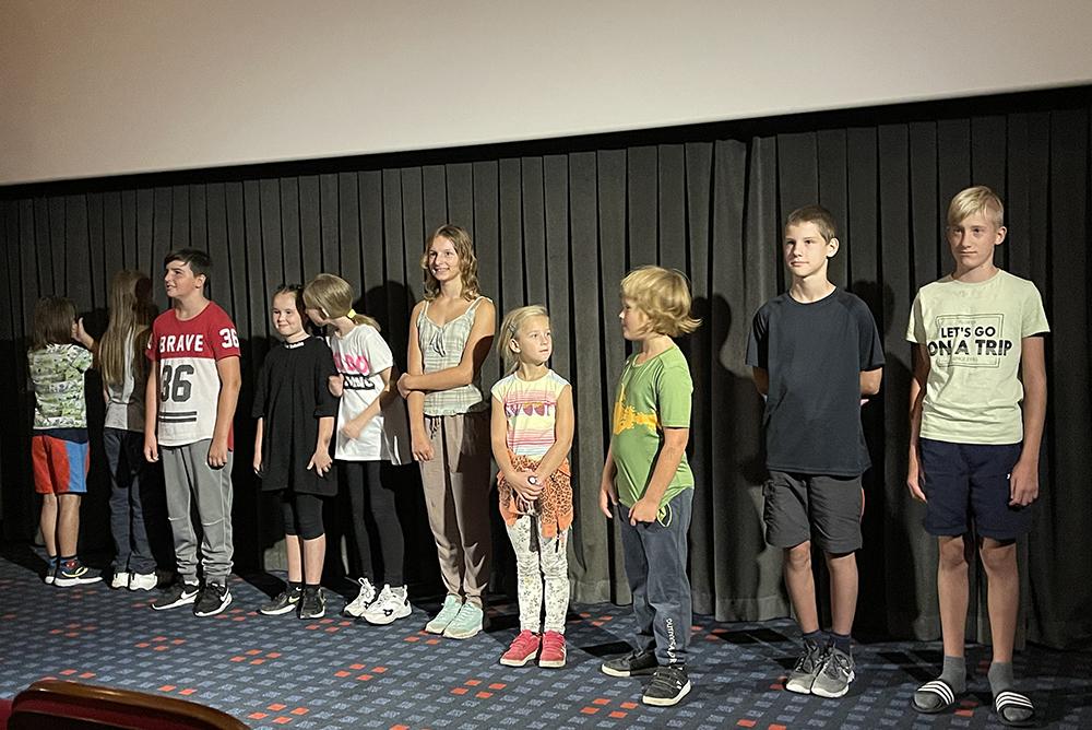 Premiera filmov mladih animatorjev