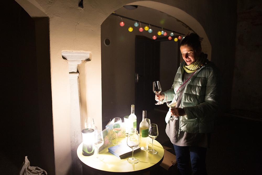 Kino in vino: Feri