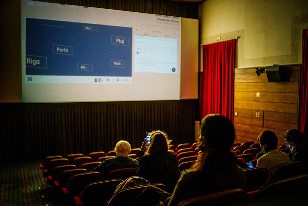 Posebna projekcija prejemnika nagrade občinstva LUX