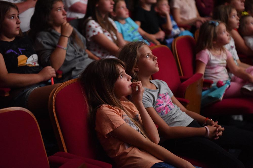 S šolo v kino