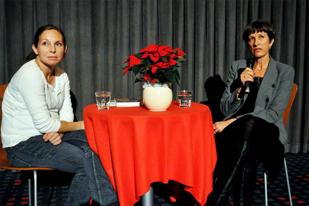Dr. Vlasta Jalušič o(b) filmu Hannah Arendt