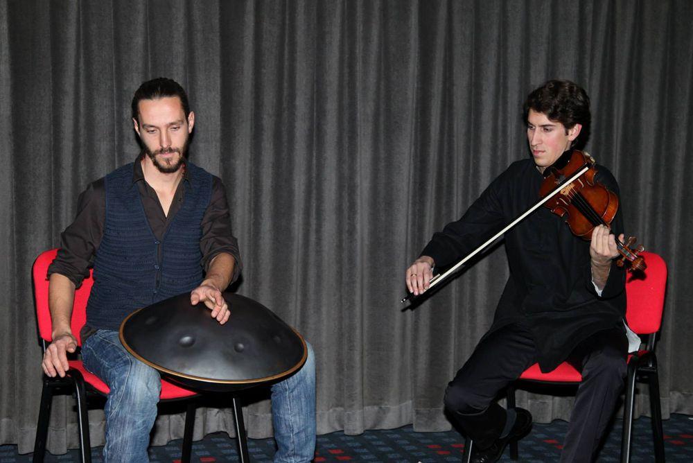 Kino koncert: Skarabej