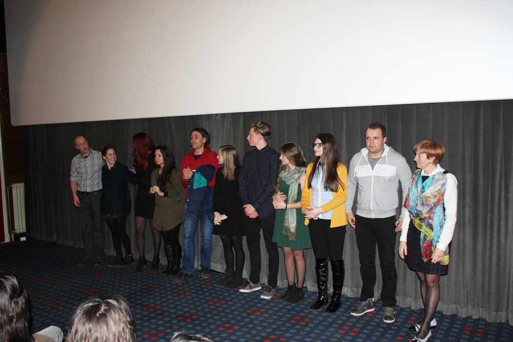 Premiera v prisotnosti filmske ekipe: Ko se spet srečava