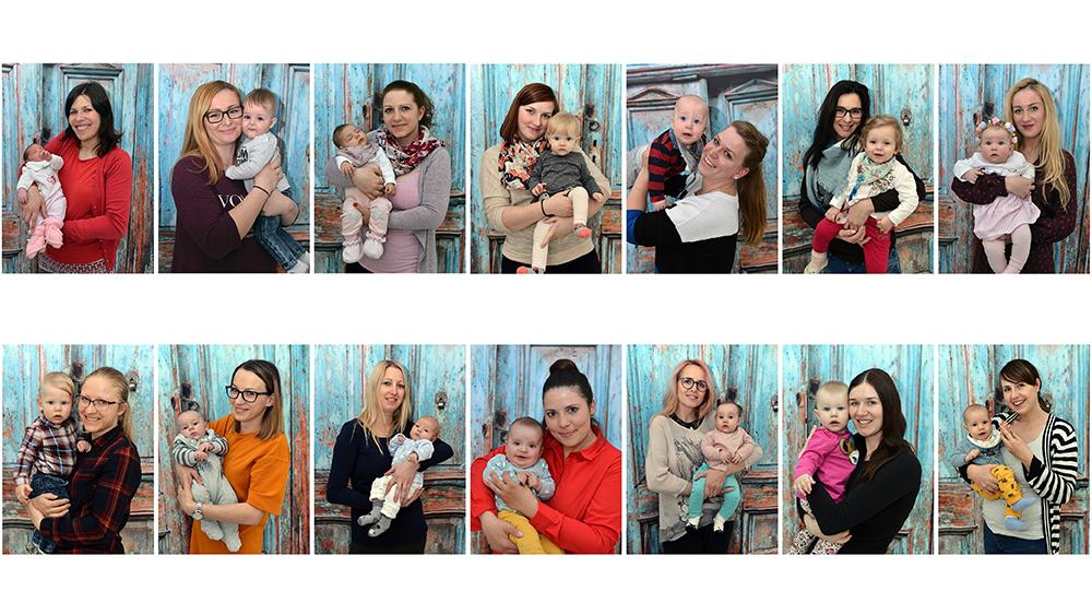 """ODPADE! Z dojenčkom v kino za materinski dan + fotografiranje """"Mami in jaz"""""""