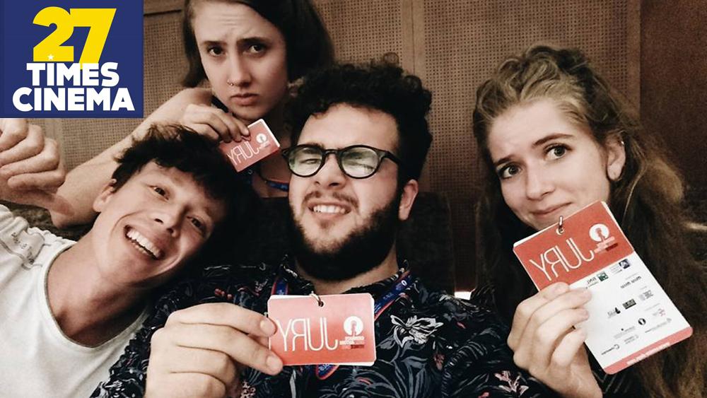 Postani član(ica) žirije mladih na beneškem filmskem festivalu!